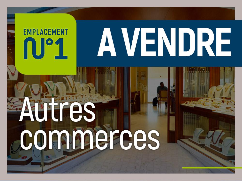 A VENDRE BIJOUTERIE AJACCIO EMPLACEMENT NUMÉRO 1 - Boutique et Magasin