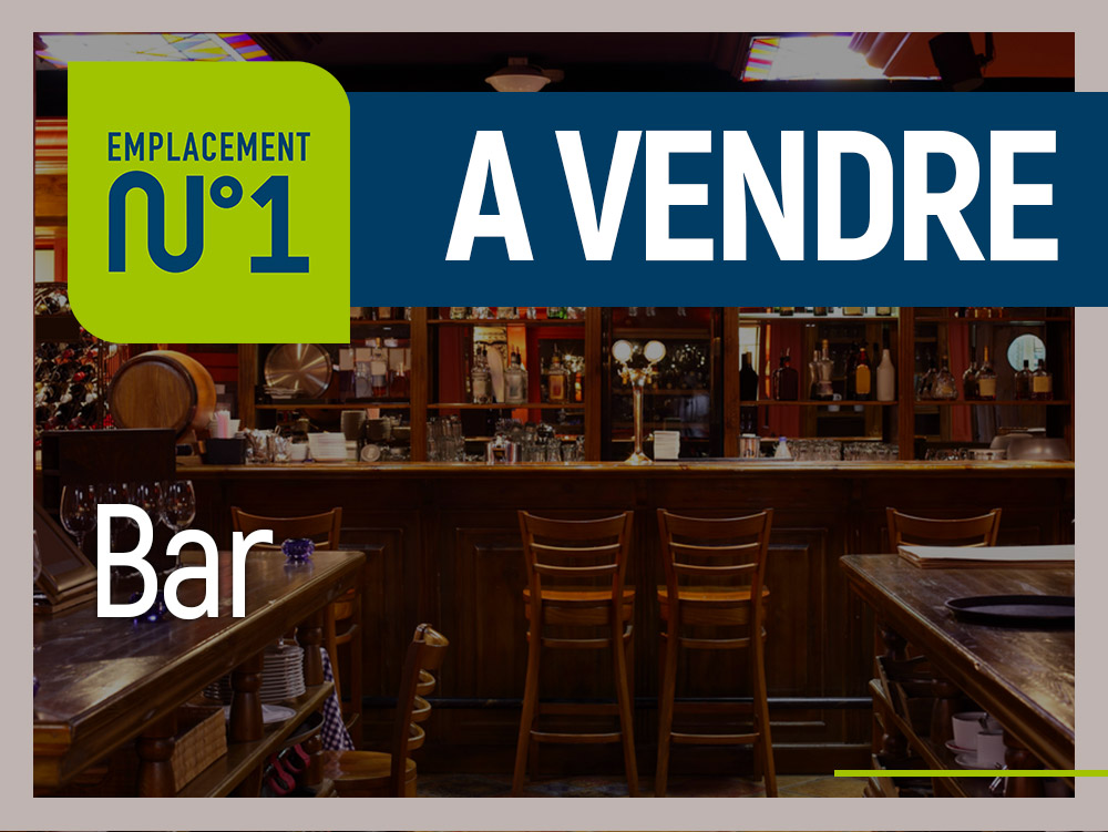 B à vendre NIMES AR A  COCKTAIL - Bar Brasserie