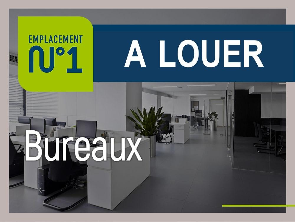 A LOUER - 90 M² DE BUREAUX - VAISE - Bureau Local Entrepôt
