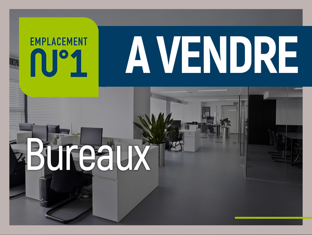 Proche de Nîmes: bureau de 110 m2 à loue - Bureau Local Entrepôt