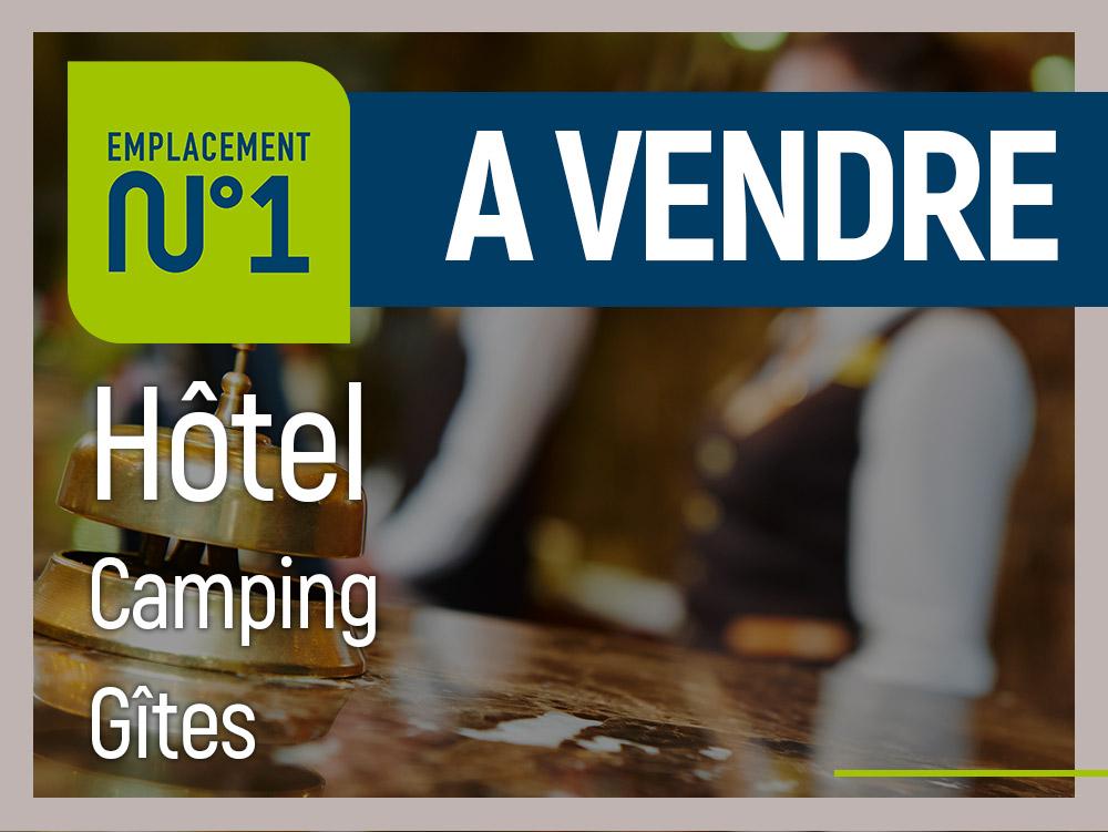 : vend Proche de nimes fonds hôtel restaurant - Hôtel Restaurant