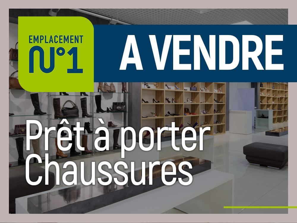 ARLES: vente droit au bail d'un local commercial de 60 m2 - Boutique et Magasin